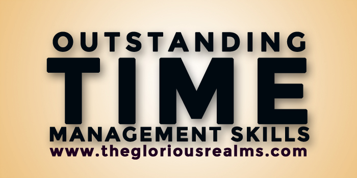 Getting Outstanding Time Management Skills
