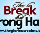 How to Break That Wrong Habit